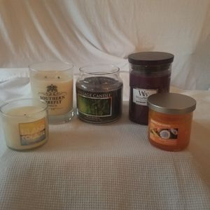 New 5 Candle Bundle